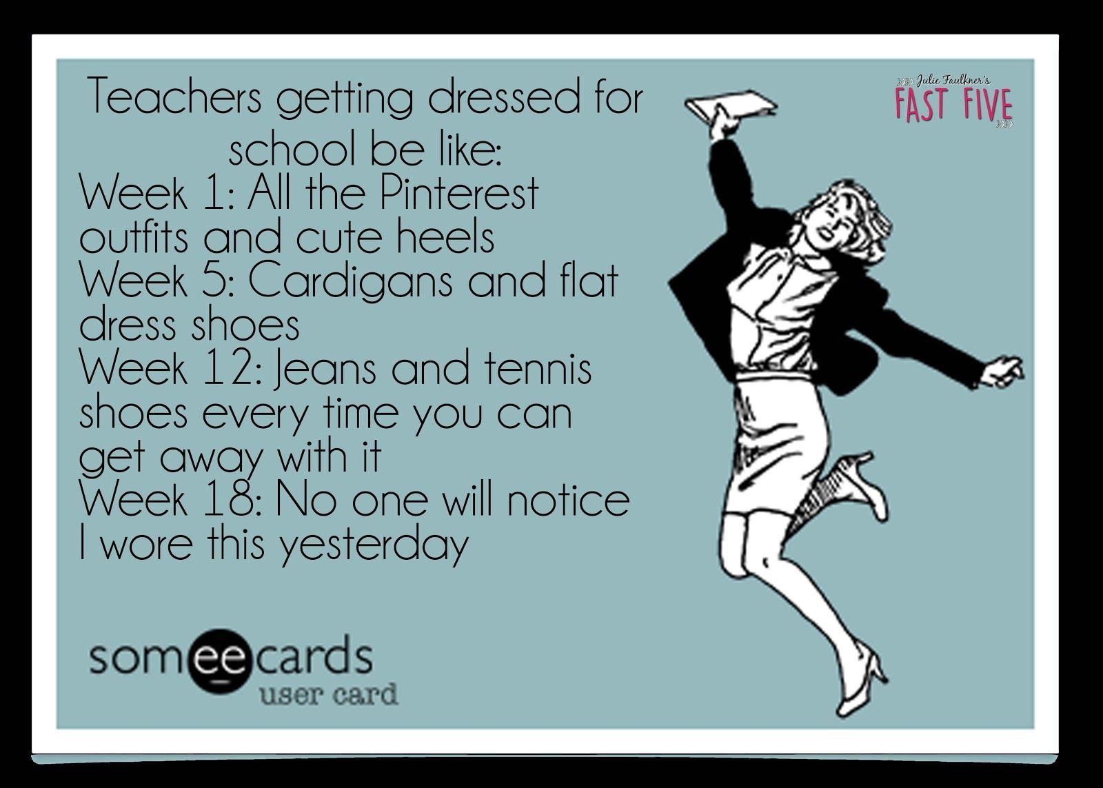 cute teacher outfits for back to school, teacher meme