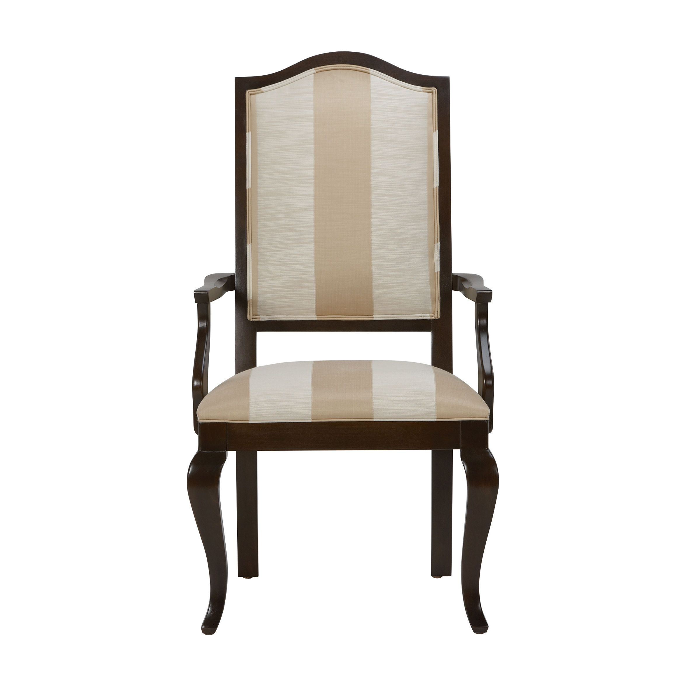 Hayden Cabriole-Leg Armchair - Ethan Allen US 549 Sale 439