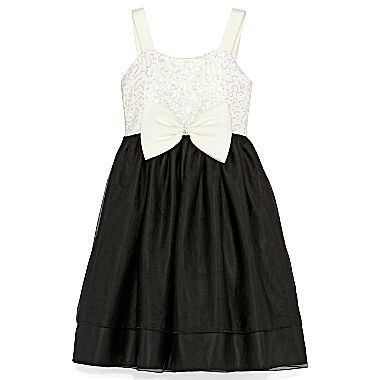 5369a546b Princess Faith Sequin Dress - Girls 4-6x $14 on clearance at JCPenney