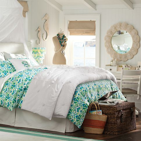 Portofino Duvet Cover Girls Bedroom Furniture Girl Room