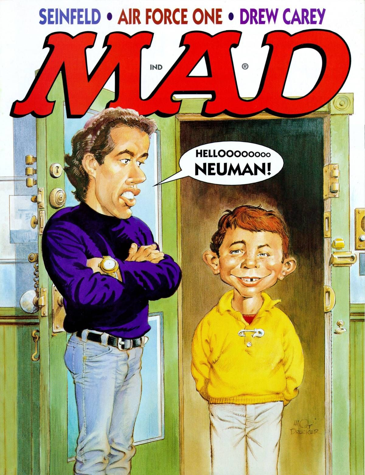 Free Download MAD Magazine Magazine MAD 364 (Dec 1997