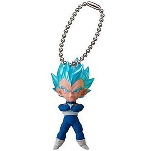 Dragon Ball Super UDM Burst 22 Super Saiyan Future Trunks Figure Keychain
