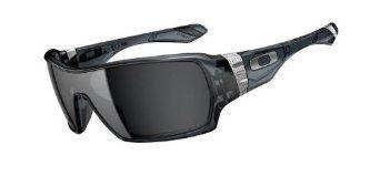 9bbac7f6bc410 Oakley Offshoot OO9190-05 Polarized Wrap Sunglasses