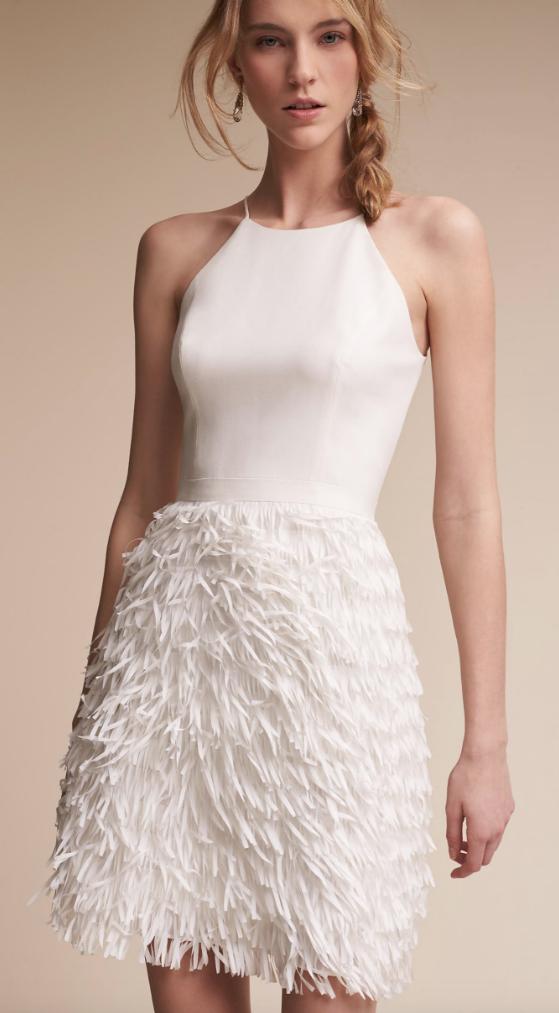 64aad41b61fc Trendy and Sophisticated BHLDN Reception Wedding Dresses | Wedding ...