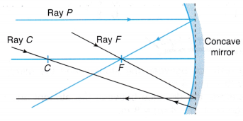 Image Formed Spherical Mirror Ray Diagram Convex Mirror Spherical Mirror Mirror