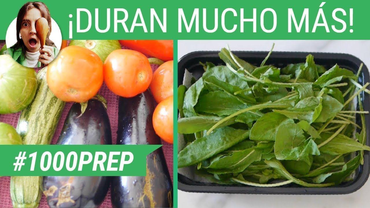 Photo of GUARDÁ TODA LA COMPRA PARA QUE DURE MÁS! – #1000PREP La fruta