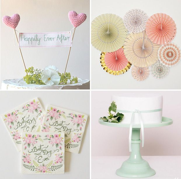 Cute Wedding Ideas For Reception: A Collection Of Cute - Stuff We Love Finds