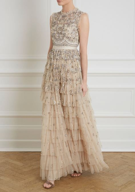 gorgeous gown by Needle & Thread, the \