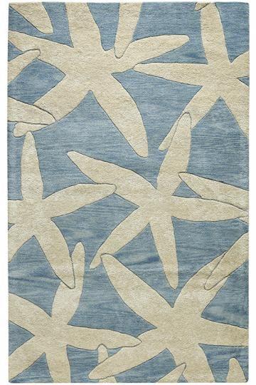 starfish area rug - rugs ideas