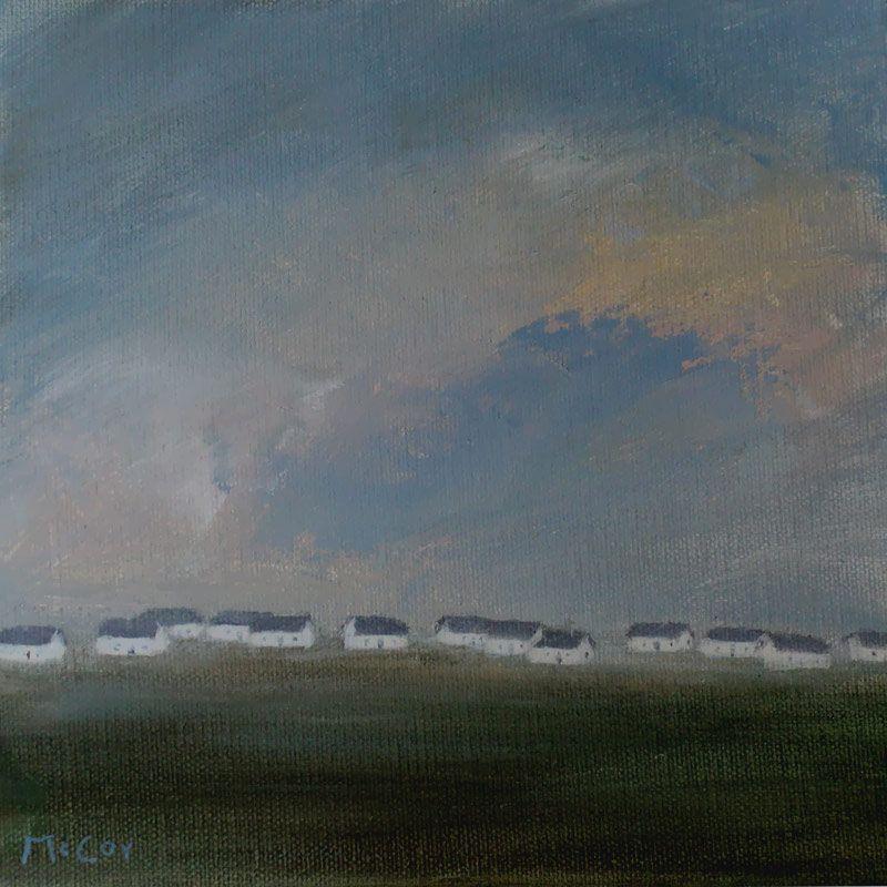 Storm Clouds, Connemara