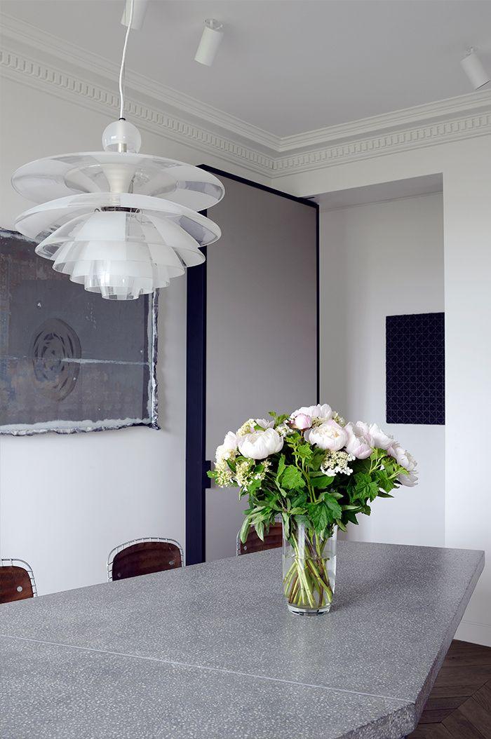 Le bon mix selon Tristan Auer Interiors, Contemporary interior