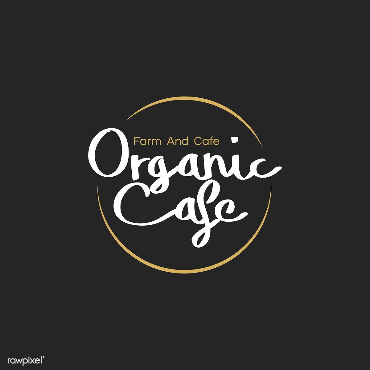 Illustration Of Organic Food Stamp Banner Free Image By Rawpixel