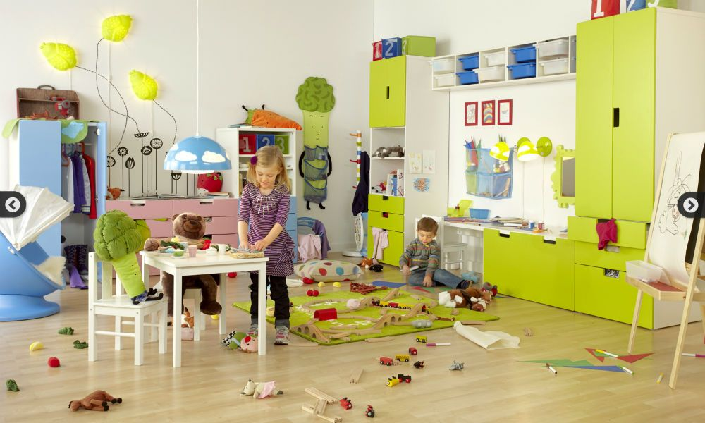 New Year\'s Resolution: Conquer kid\'s clutter! Expand your child\'s ...