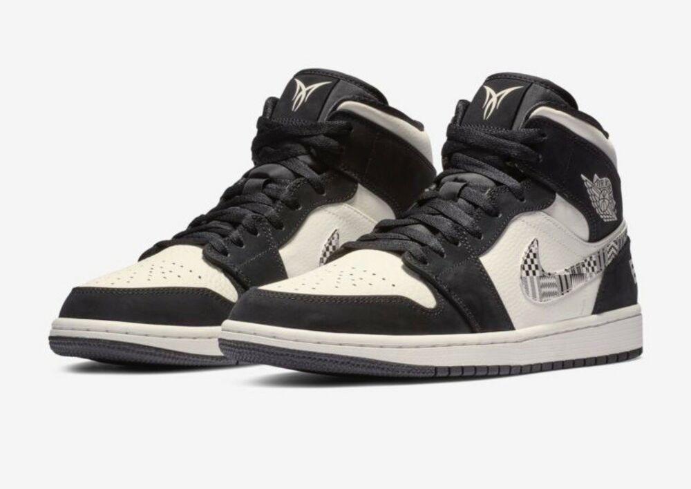 sports shoes e1f8f 040e9 Nike Air Jordan 1 Equality BHM 2019 Shoes Sneakers 852542 ...