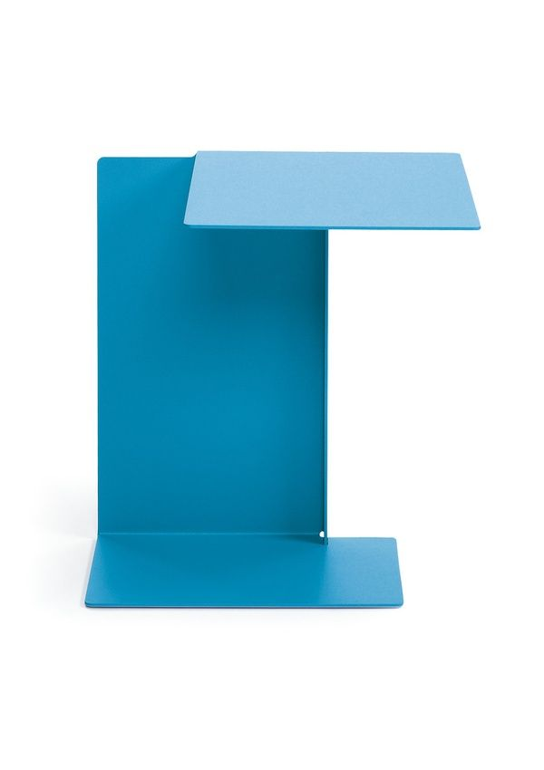 DIANA B by Konstantin Grcic. #furnituredesign #plain #blue