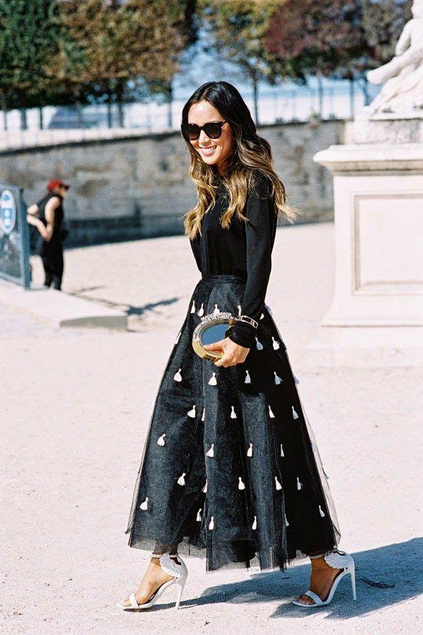 d594292dc6d Vanessa Jackman  Paris Fashion Week SS 2015....Aimee