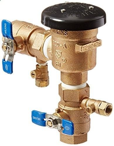 Zurn 1-720A Wilkins Pressure Vacuum Breaker 1-Inch Assembly This is ranked high among the highest selling products online in Industrial category in USA. Click below to see its Availability and Price in YOUR country.