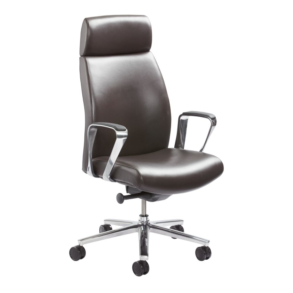 Bon Executive Conference Chair In Leather And Faux Leather | National Business  Furniture