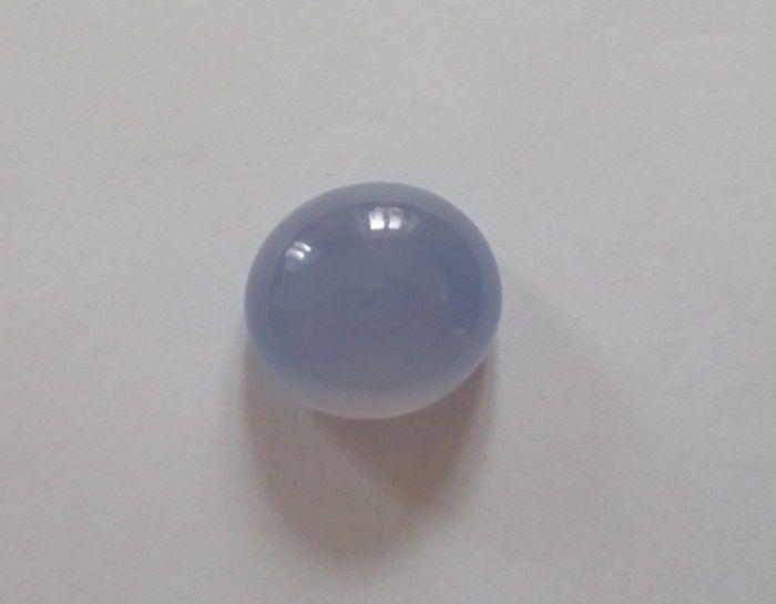 Catawiki Online-Auktionshaus: Blauer Chalcedon - 20.62 ct