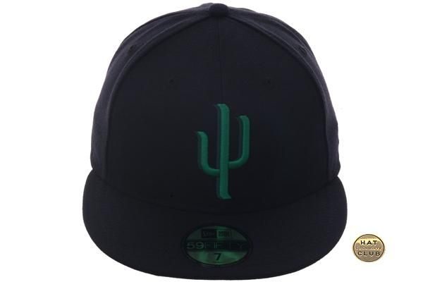 7375b95c0d3 Exclusive New Era 59Fifty Surprise Saguaros Hat - Navy