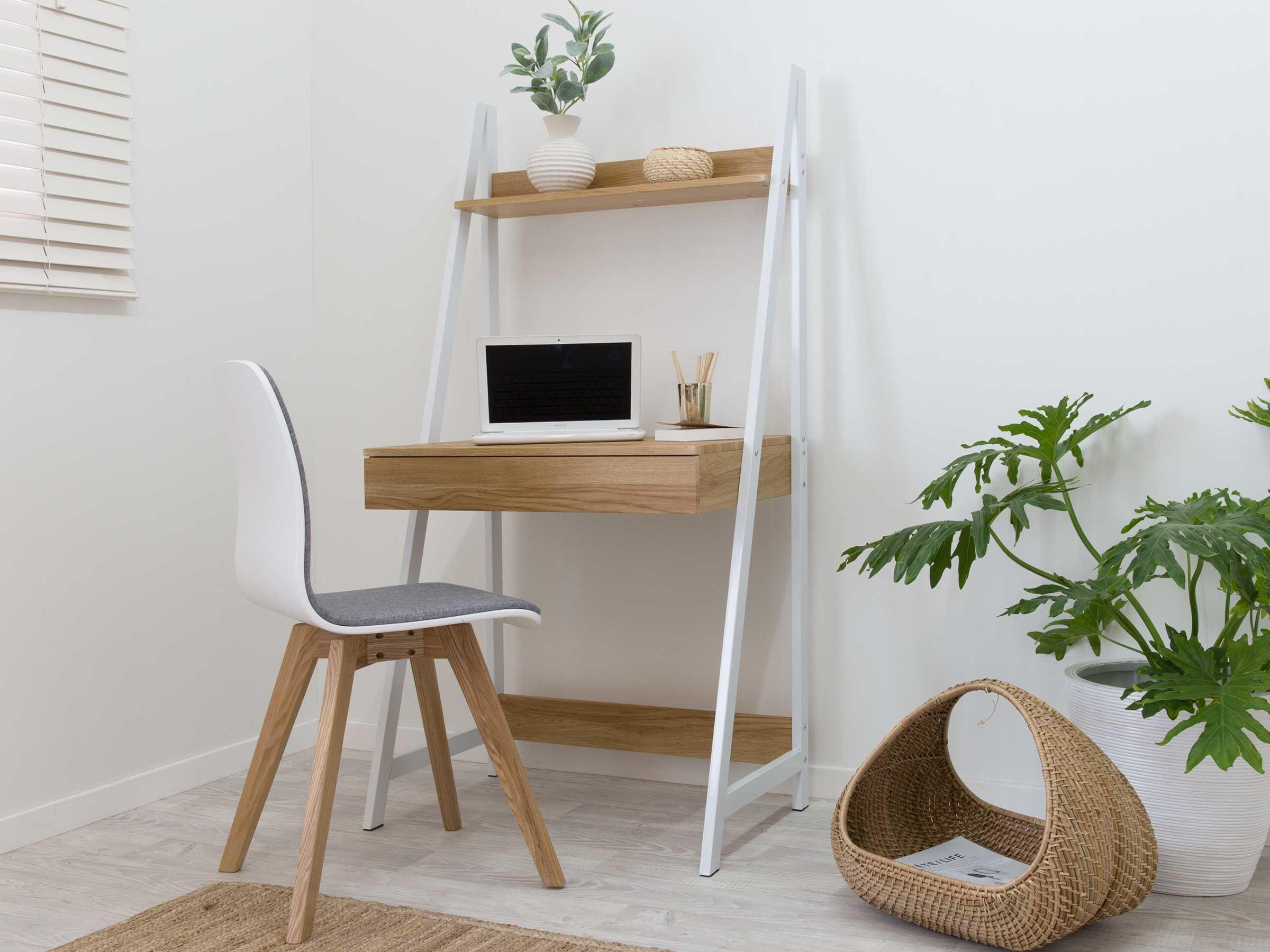Mocka Austin Chair Home Office Furniture Desk Furniture White Desks