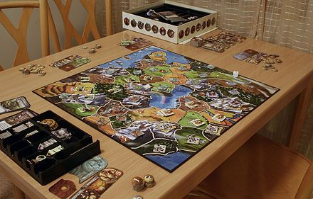 Small World Board Game Wikipedia The Free Encyclopedia With