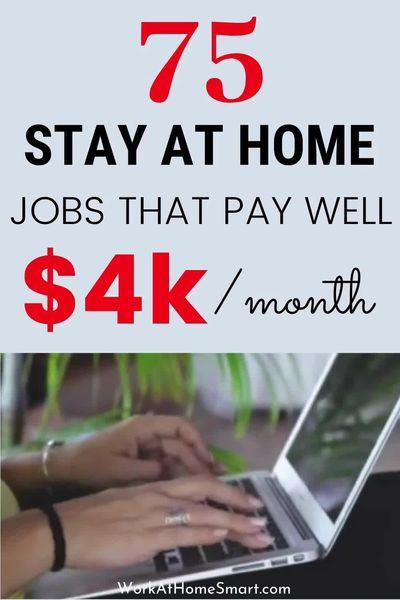 70+ Online Jobs Worldwide: Work From Home Anywhere