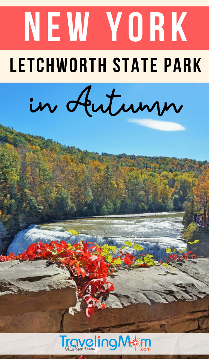 Fall Splendor at Letchworth State Park – No. 1 State Park in the United States #letchworthstatepark