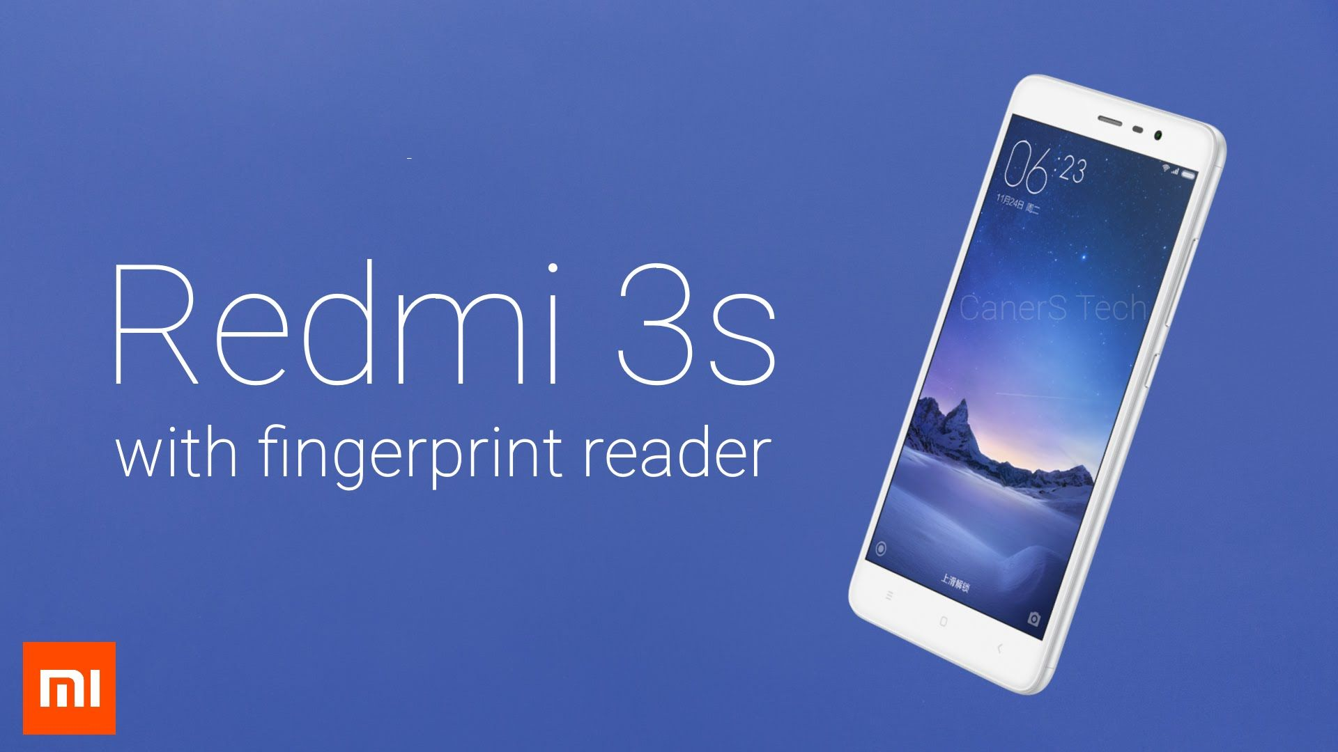 xiaomi redmi 3s smartphone launched with fingerprint sensor