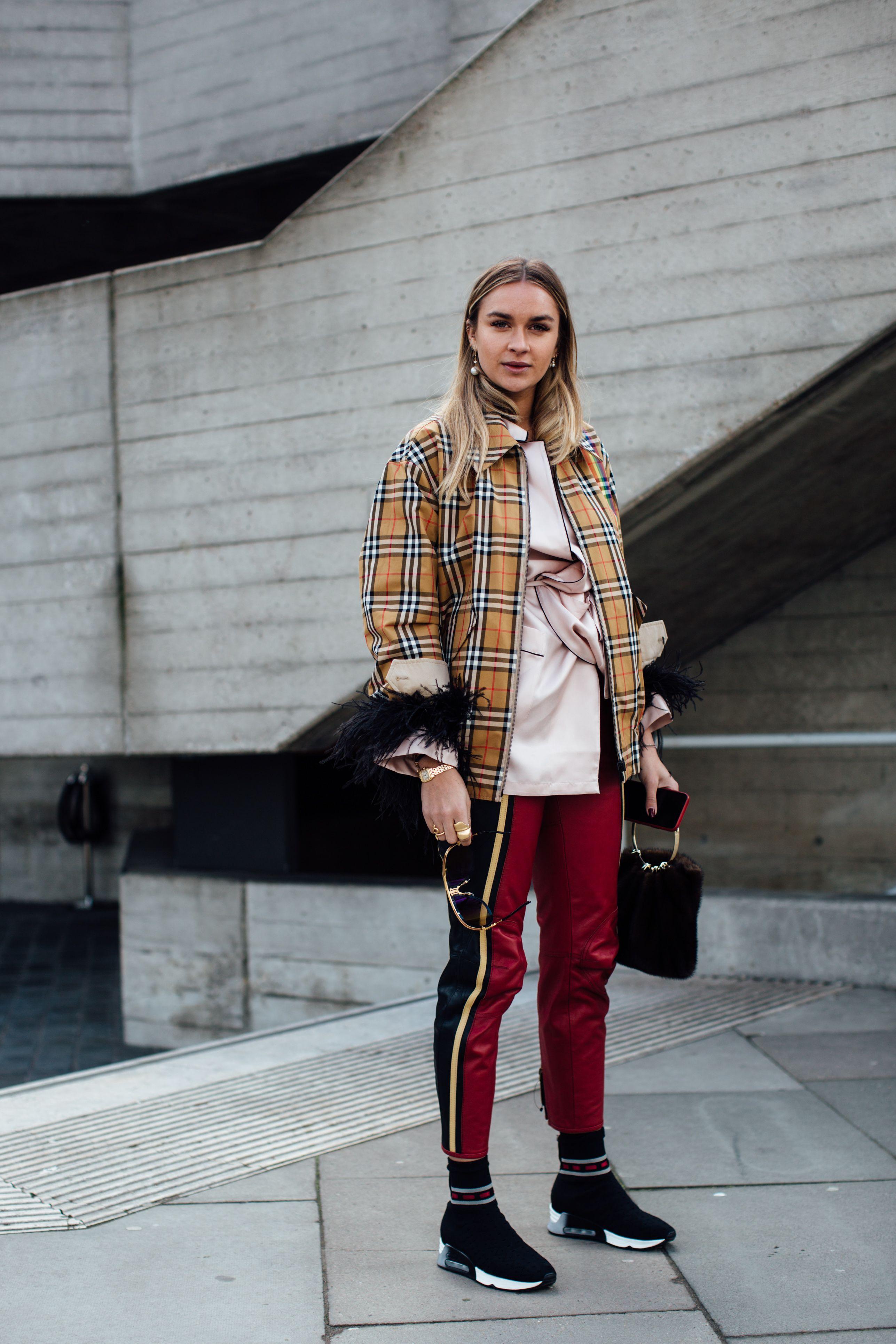 Trackpants 2020 der sportliche Hosentrend | London fashion