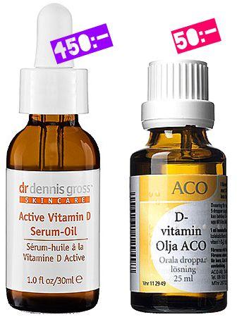 vitamin d3 droppar