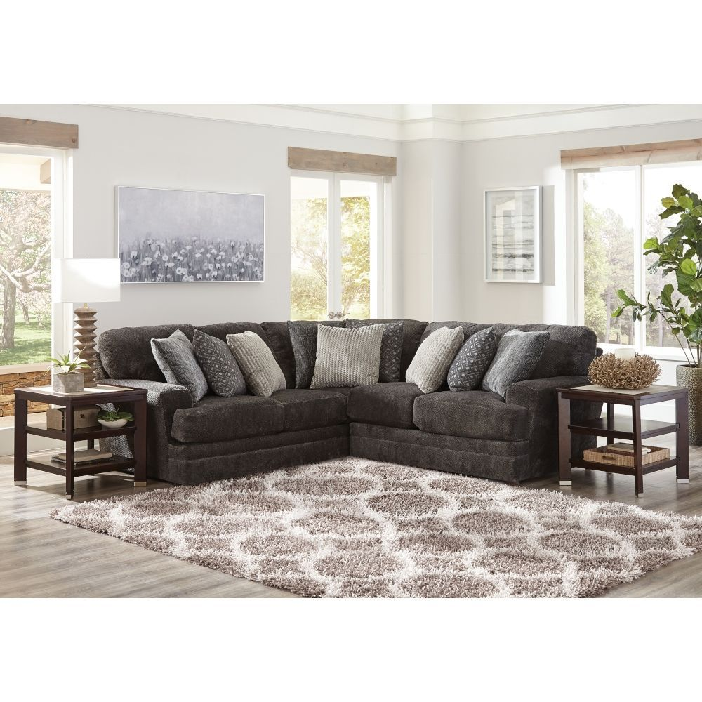 Emerson Sectional Lsf Loveseat Rsf Chaise Emersonsect Conn S Jackson Furniture Furniture Stylish Living Room