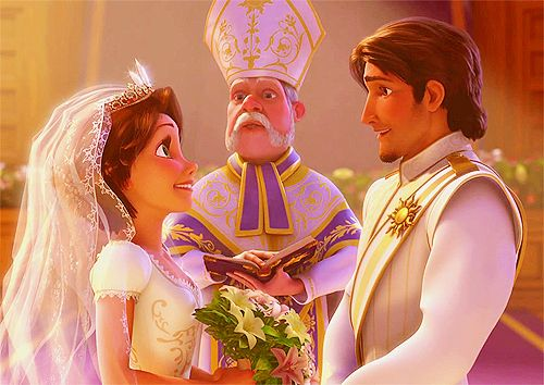 The Wedding Is It Bad That I Want My Happy Ending Like Rapunzel S Disney Princess Wallpaper Tangled Ever After Tangled Wedding