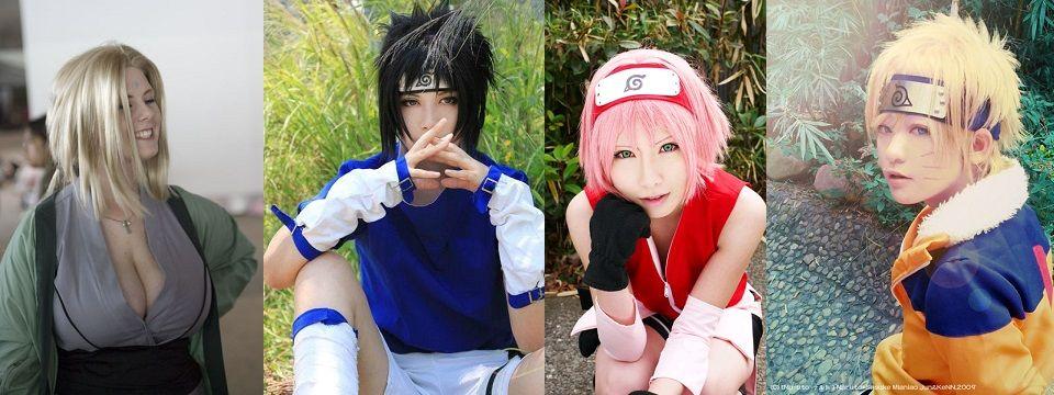 """Parce que cela fait beaucoup trop longtemps que nous n'avons pas fait de """"Cosplay du jour"""", voici une sélection des meilleurs cosplay que l'on peut trouver sur le web de la série Naruto(Kana)! Hé oui l'histoire du ninja blondinet…"""