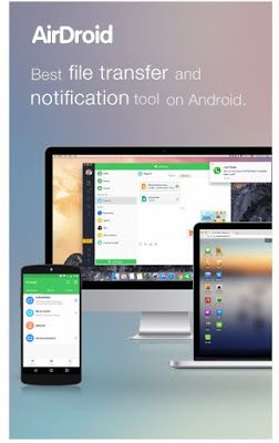 AirDroid APK for Android – Mod Apk Free Download For Android
