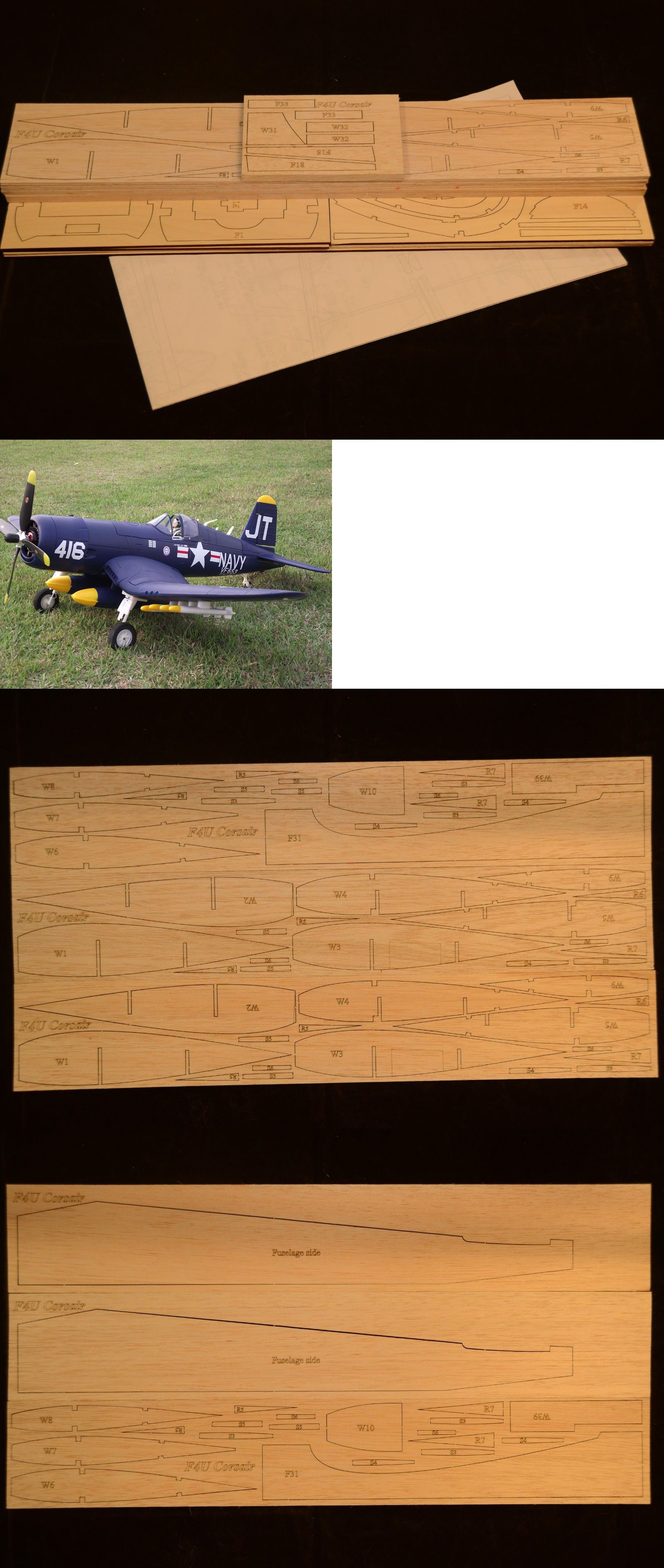 Pin On Model Airplane Plans