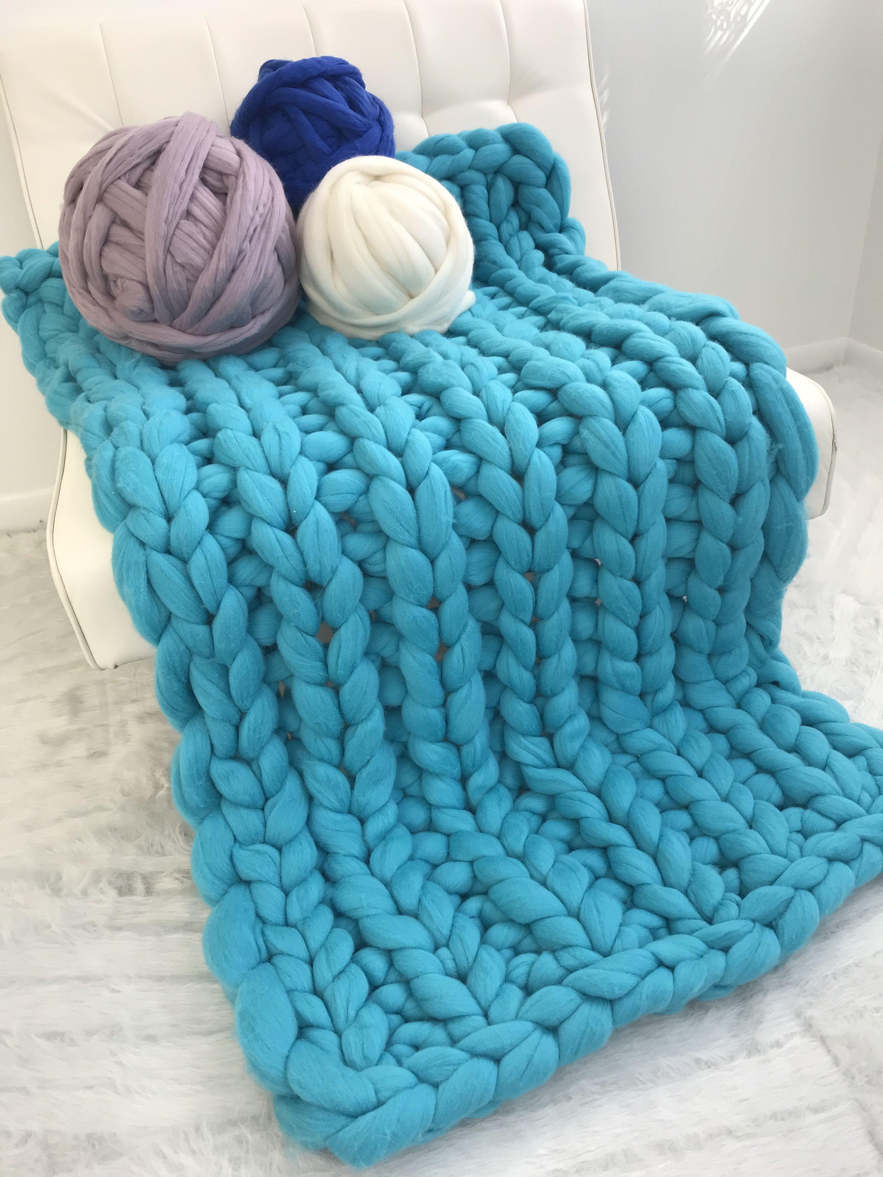 ba7a541666 Super chunky Merino wool