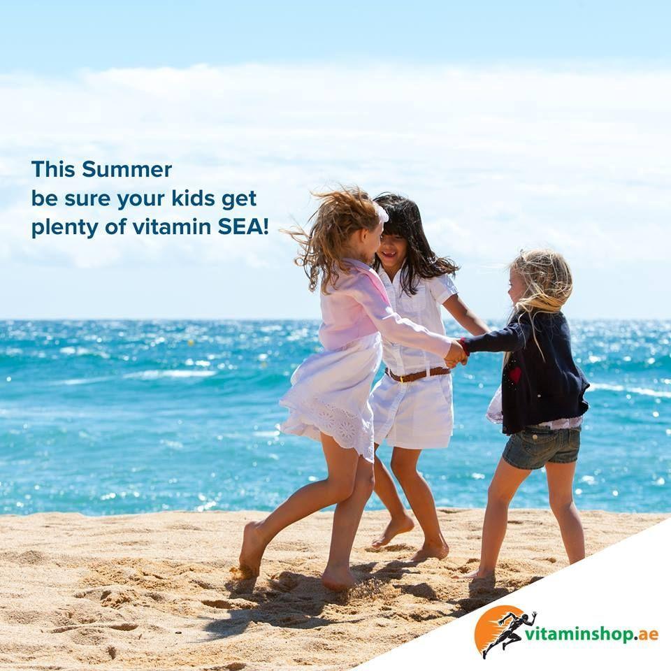 Go Outside And Get Some Sunshine تمتع بأشعة الشمس Vitaminshopae Vitamin Health Healthy Dxb Myhealth Vitaminshop Skin Vitamins Summer Kids Kids