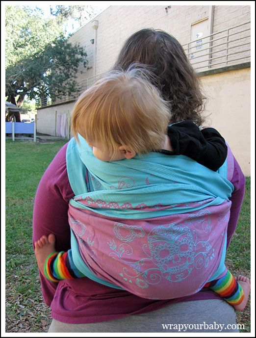 Woven Wrap Back Carry Database Wear Her Where Ever You Go