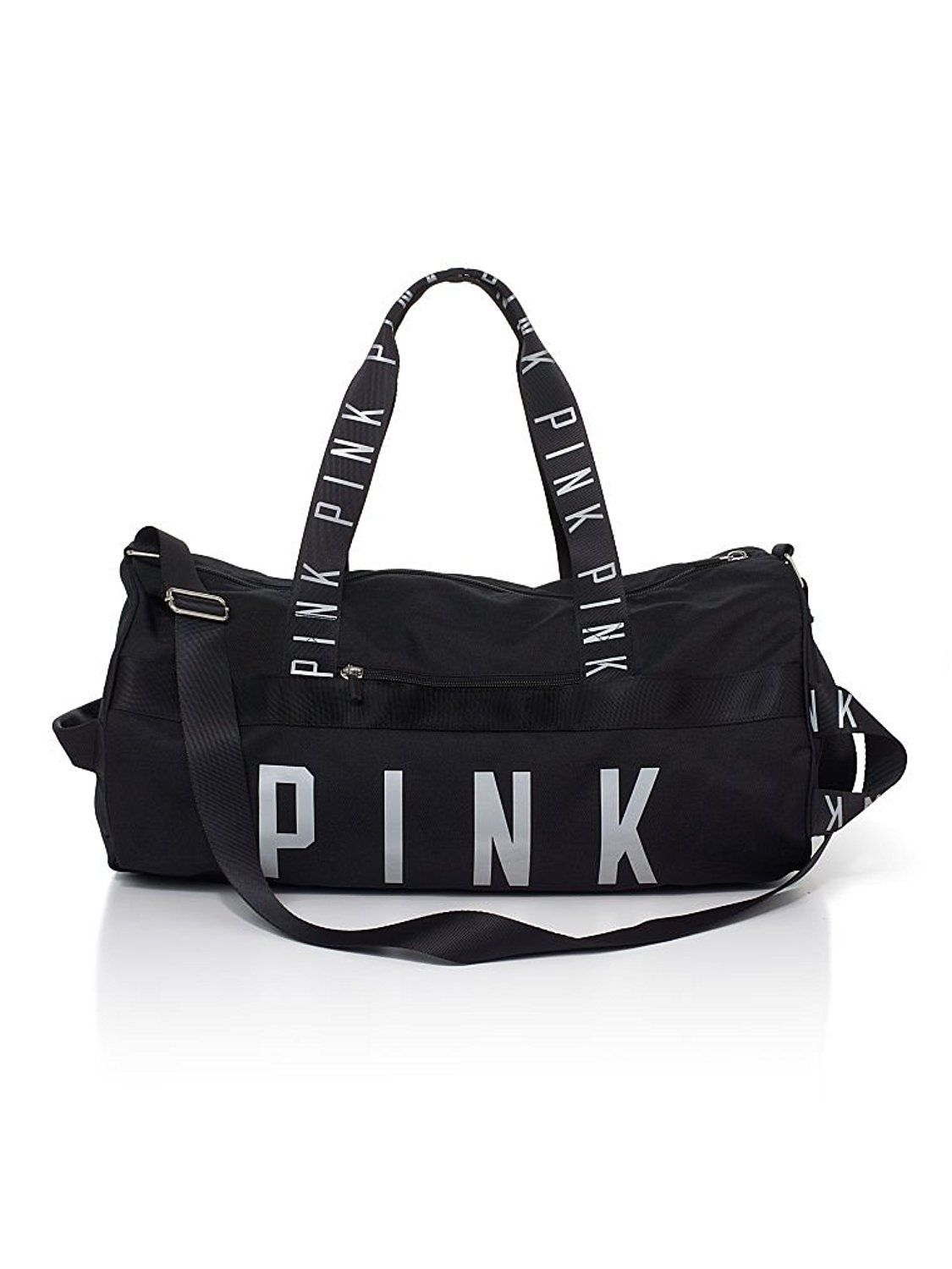 8a577ef87648 Victoria s Secret PINK Gym Duffle Bag - Pure Black     Want additional  info  Click on the image. (This is an Amazon Affiliate link)