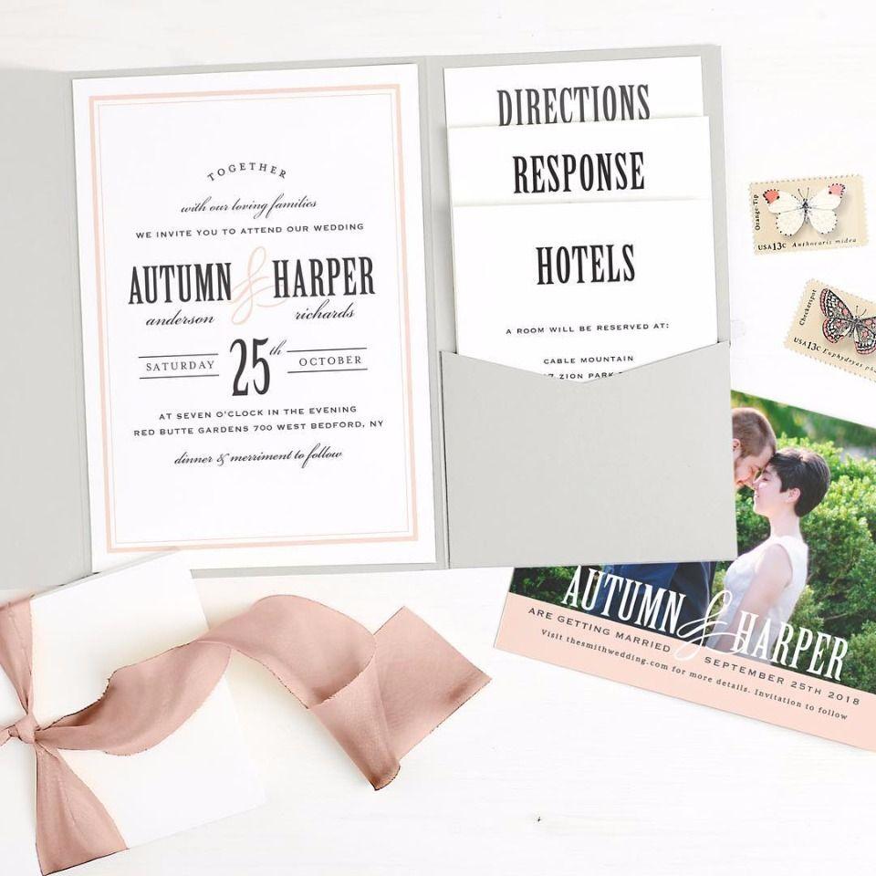 Despite Their Name, Basic Invite Is Anything But Basic | Wedding ...