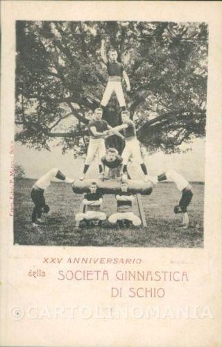 Vicenza Schio Ginnastica | Poster, Gymnastics, Art