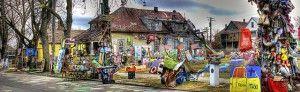 Heidelberg Project-Detroit