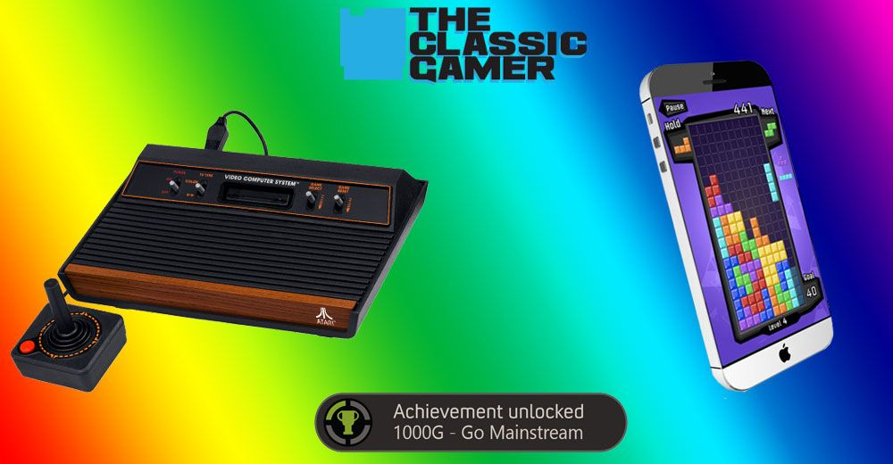 5 Signs Gaming's Gone Mainstream | The Classic Gamer http://theclassicgamer.com/5-signs-gaming-has-gone-mainstream/