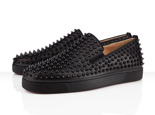 5dbed5107431 Christian Louboutin Roller Boat Flat
