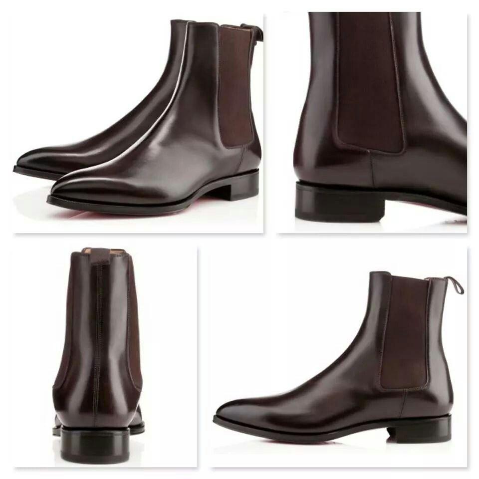 Manolo Blahnik's Chelsea boot collection
