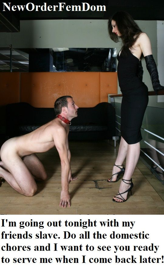 Female Domination Marriage