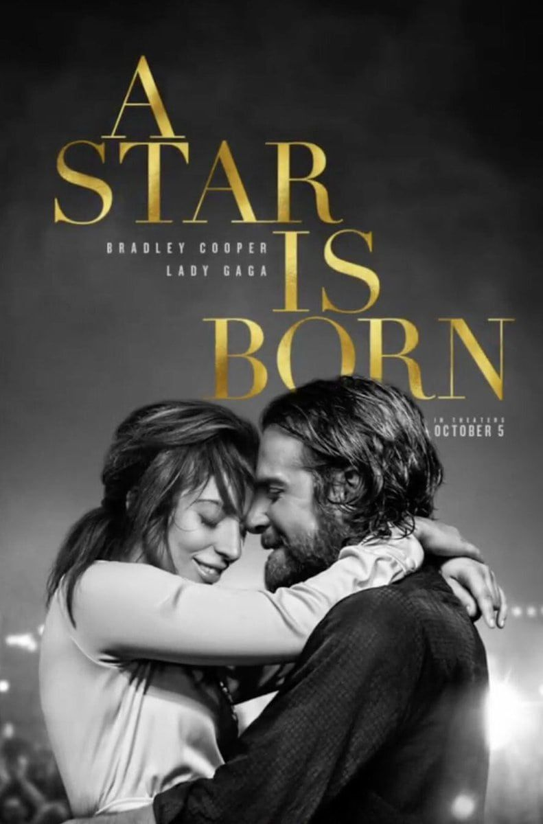 Critique Avis Review A Star Is Born A Star Is Born Hollywood