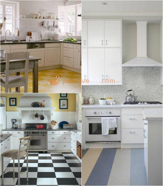 50 Kitchen Flooring Ideas Best Kitchen Flooring Ideas With