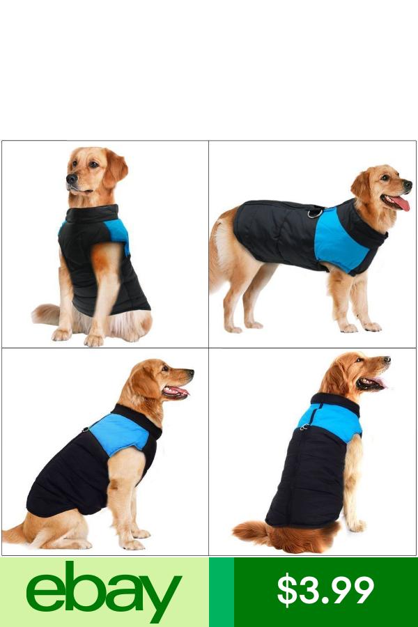 Meking Pet Jackets Ebay Pet Supplies Dog Winter Coat Dog Coats